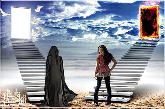 4 Sebab Isteri Masuk Syurga Tapi Hanya Kerana Satu Sebab Ni, Isteri Dihumban ke Neraka!