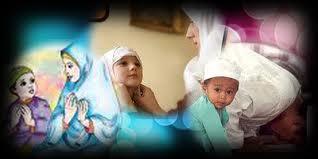anak taat syariah