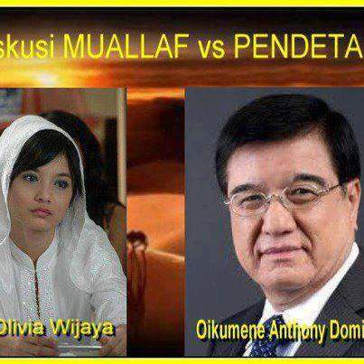 Muallaf dan Pendeta