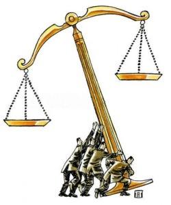 Menegakkan Keadilan, Merobohkan Kezaliman