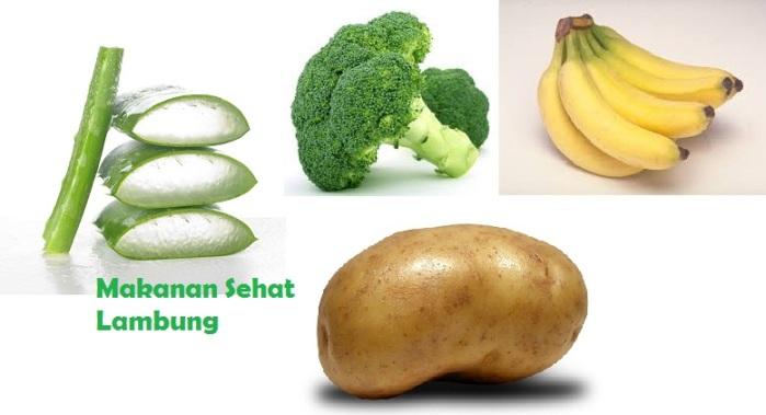 Makanan sehat lambung