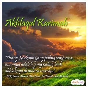 Akhlaqul-Karimah